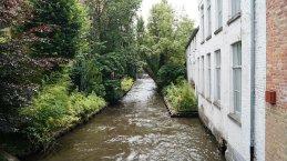 Bruges Belgium - Canal in Bruges