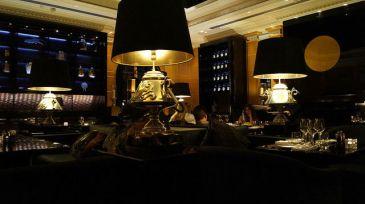 Paris France - Lobby of Hyatt Paris Madeleine