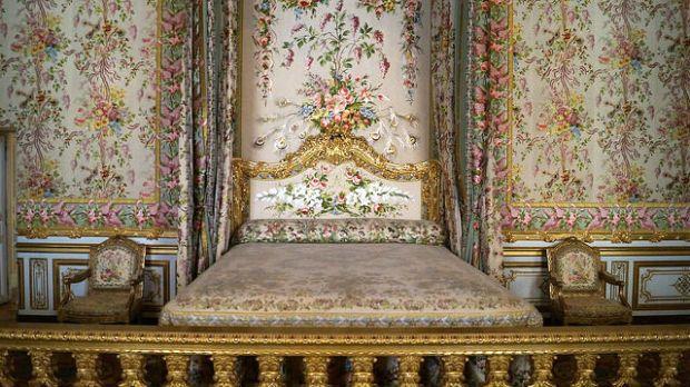Paris France - Marie Antoinette Room