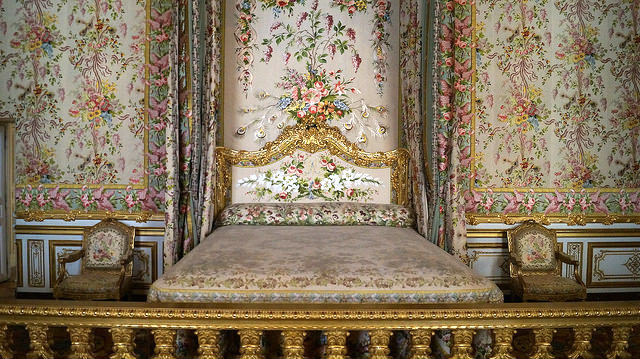 Paris France - Marie Antoinette Room