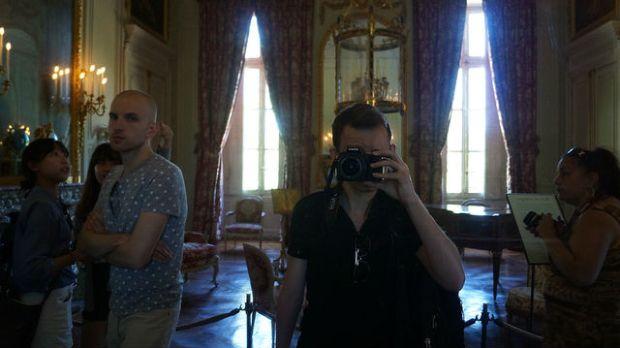 Paris France - Petite Trianon Room