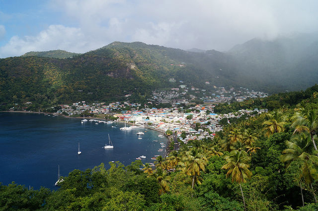 Exploring the Island of St. Lucia - Soufriere