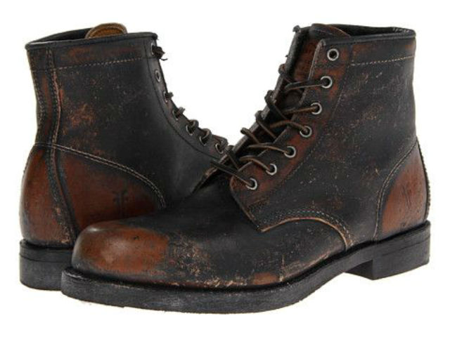 Stylish Mens Boots for Traveling - 2015 - Arkansas Mid Lace