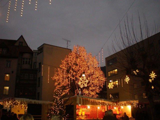 A Daytrip to Bregenz Austria - Christmas time in Bregenz