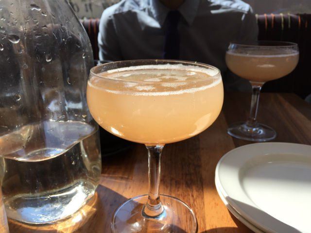 Highlights of Washington DC - Founding Farmers Bellinis