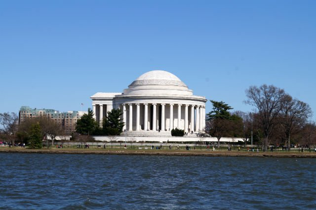 Highlights of Washington DC - Tidal Basin