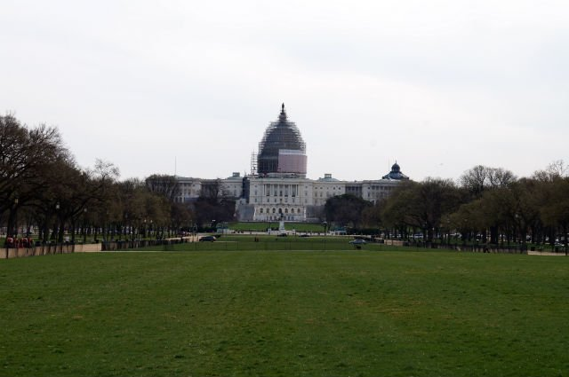 Highlights of Washington DC - US Capitol