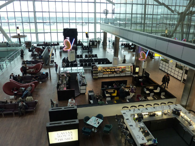 Best Airports for a Layover - London Heathrow Airport