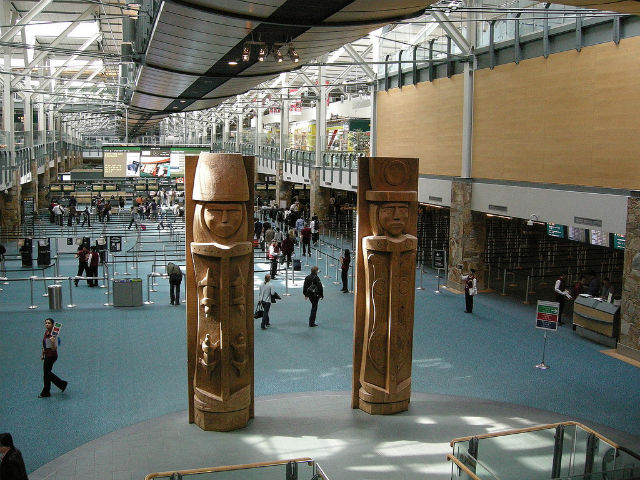 Best Airports for a Layover - Vancouver International Airport