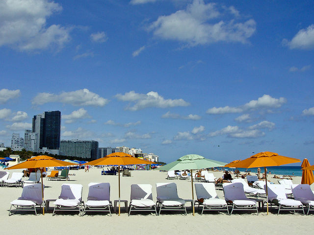 Best Beach Weekend Getaways - South Beach Florida