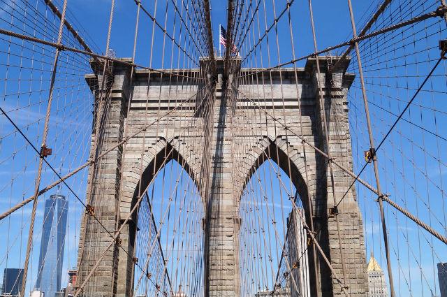 My Weekend in New York City - Brooklyn Bridge