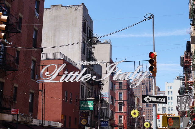 My Weekend in New York City - Little Italy