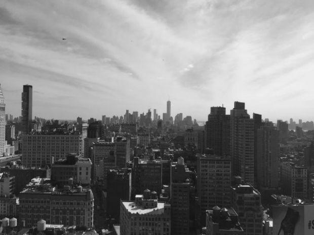 My Weekend in New York City - Manhattan from Midtown