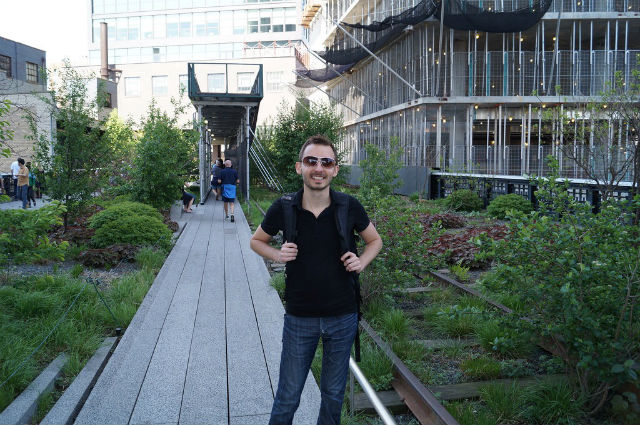 My Weekend in New York City - The High Line