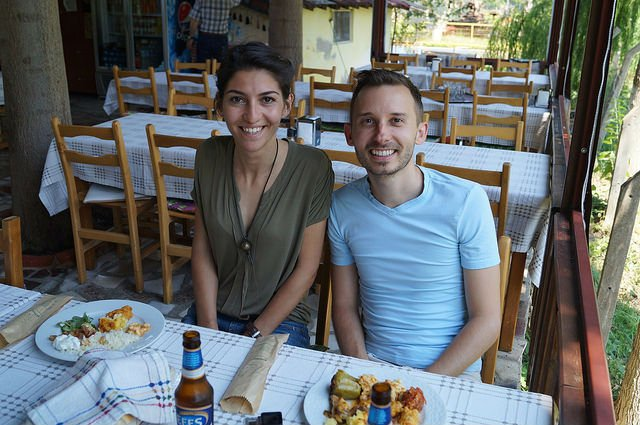 My Day at Ephesus and Kusadasi Turkey - Melike and Shawn
