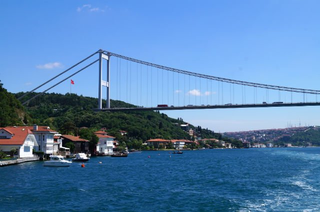 My Tips for Istanbul Turkey - Boat Tour on the Bosphorus