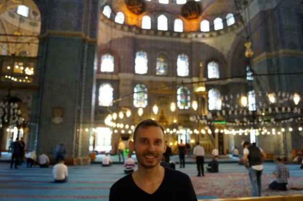 My Tips for Istanbul Turkey - New Mosque