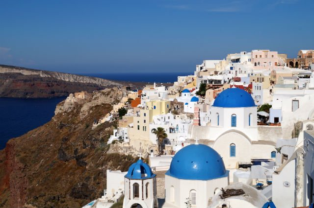 Stunning Santorini Greece - Oia Greece