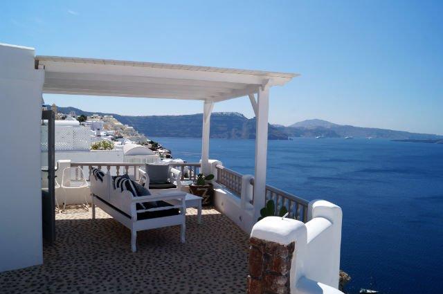 Stunning Santorini Greece - Stunning view in Oia
