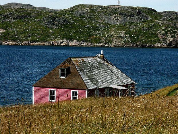 The Oddity of Saint-Pierre and Miquelon - Beautiful House on Saint-Pierre and Miquelon