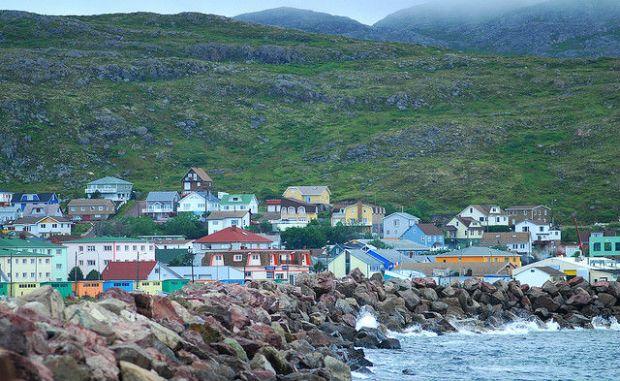 The Oddity of Saint-Pierre and Miquelon - Saint-Pierre town