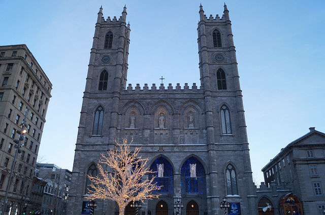 Top 5 Weekend Trips from New York - Montreal