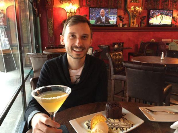 Kentucky - Mint Juleps and Dessert