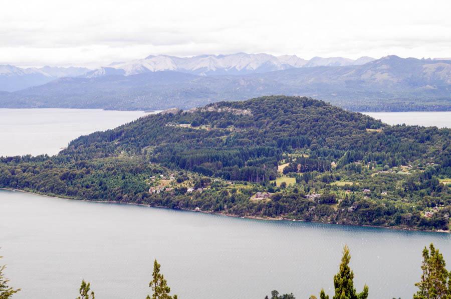 More landscape views on top of Cerro Campanario