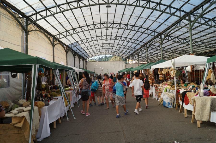 Market at Puerto Varas