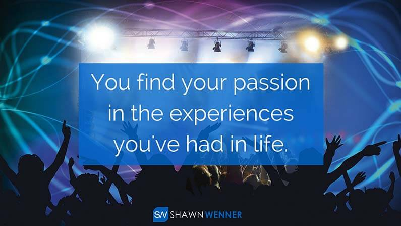 Finding Passion SW Article
