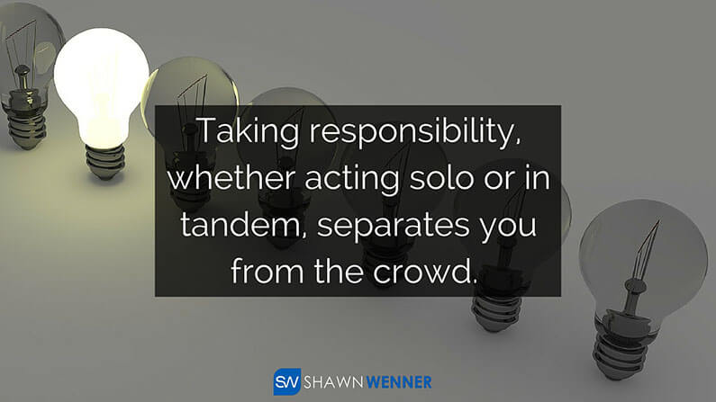 Personal Responsibility SW Article