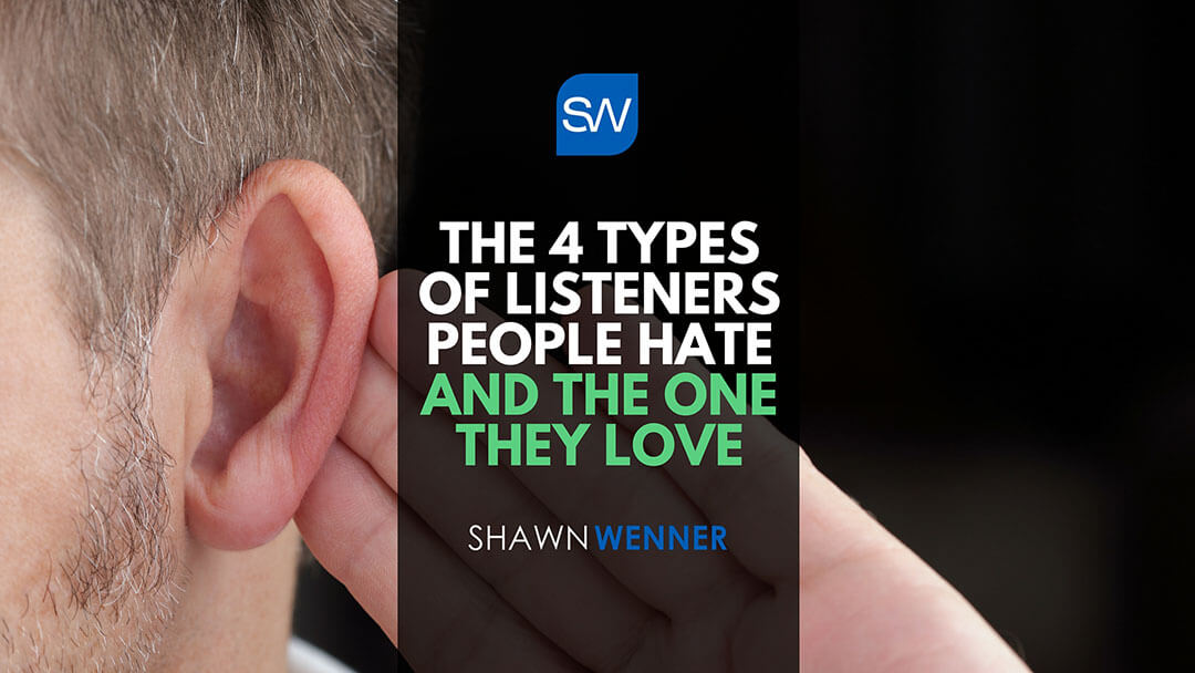 4 Types of Listeners People Hate (And The One They Love)