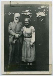 Laura Knight and Shaw at Malvern.
