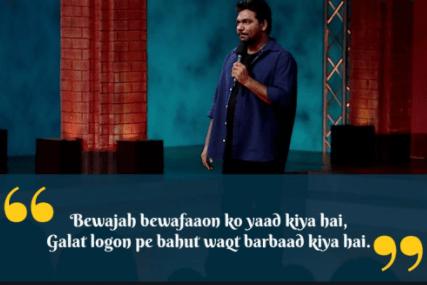 zakir khan shayari poetry