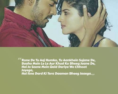 best Bollywood Shayari