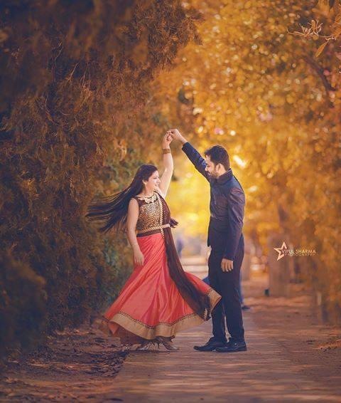 punjabi couple romantic hindi