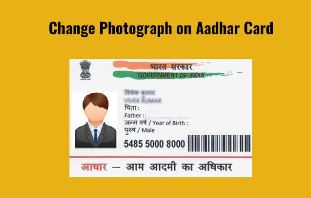 how to Change Aadhaar Card Photo