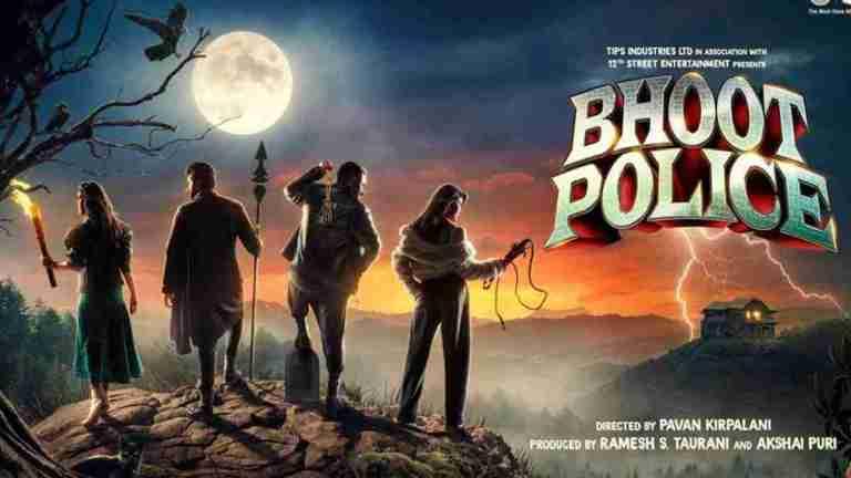 Bhoot Police Full Movie Download Filmyzilla