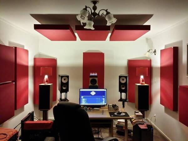 Soundproof your music studio with Pikacoustics acoustic panels