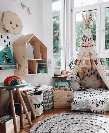 Modern Kids Playroom Ideas