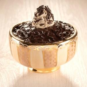 Chocolate pudding