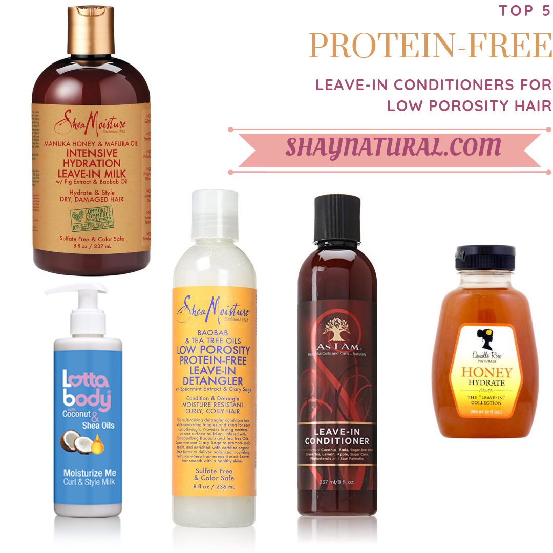 porosity hair low leave protein natural conditioners curly styles care moisture curls diy dry hard