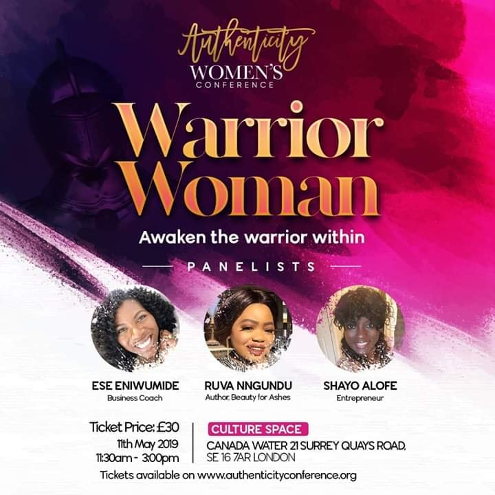Authenticity Women's Conference!!