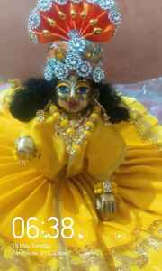 #🙏 जय श्री कृष्णा06:38 18. May Tuesday Panchkula 31 ° C ,🙏 जय श्री कृष्णा By Rana on ShareChat – WAStickerApp, Status, Videos and Friends