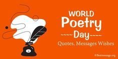 Happy World Poetry Day 2021 Quotes, Messages Wishes