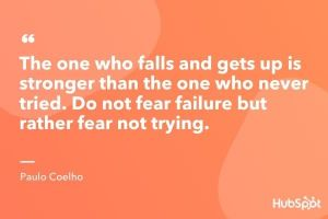 35 Inspirational Quotes About Learning From Failure