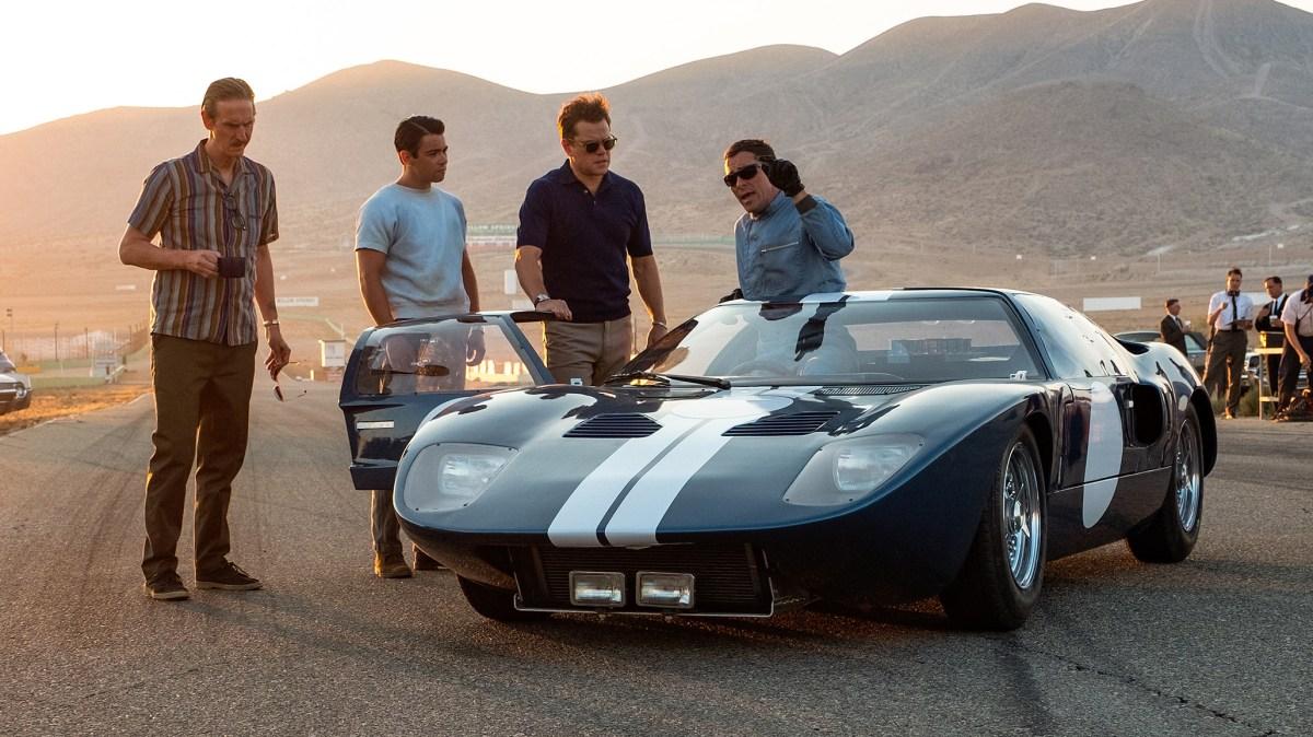 Ford V Ferrari An Enthralling Thrill Ride That S A Love