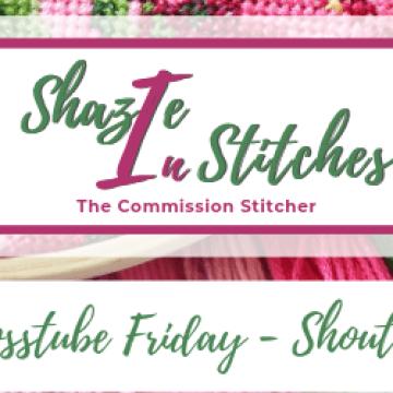 Flosstube Friday – Shoutout – Teresa Little Stitcher