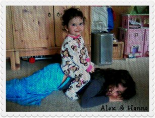 Alex and Hanna