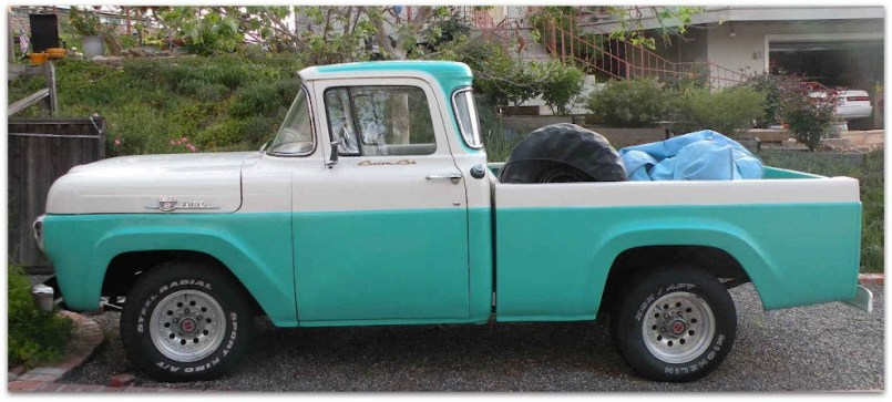 Ford F-100 Truck